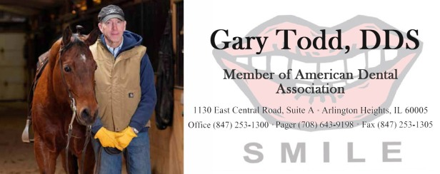 Visit Dr. Gary Todd Here!